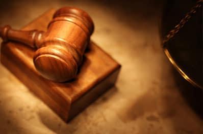 Court Gavel For Document Destruction Laws