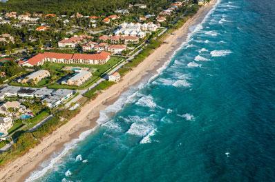 Palm Beach Coast Line