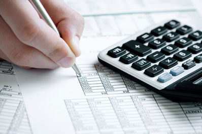 Calculator for estimating paper shredding costs