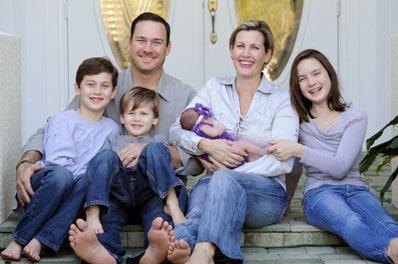 Residential Family of 6